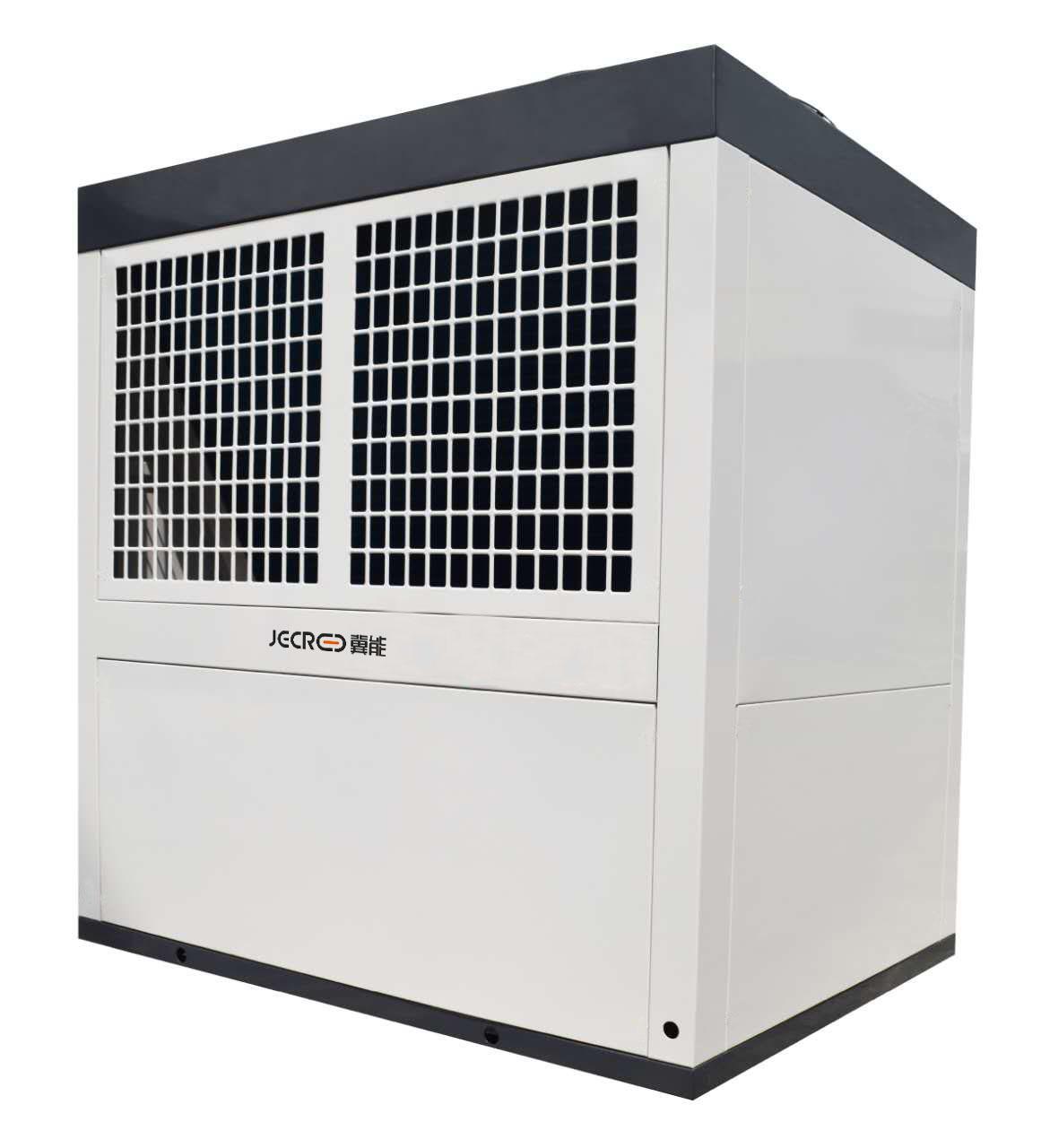 商用空气能高效采暖设备安装案例